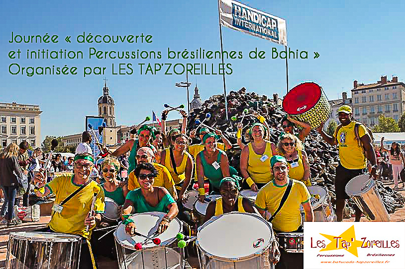 initiation percussions 2
